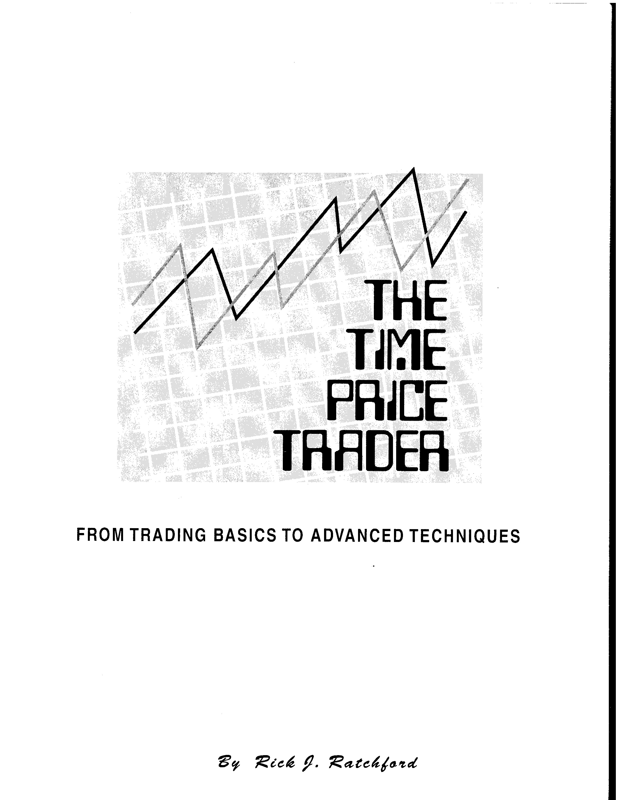 The Time Price Trader cover